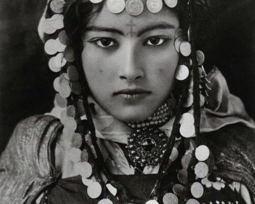 berber catholic woman